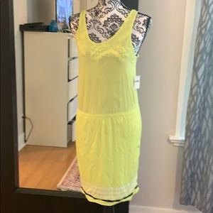NWT adorable summer light dress or cover up.